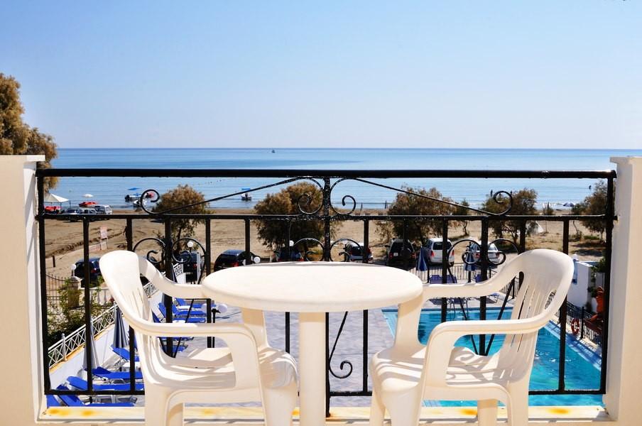 balcony hotel zakynthos Andreolas Beach Hotel Zante